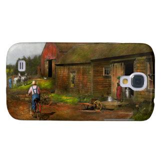Farm - Life on the farm 1940s Samsung S4 Case