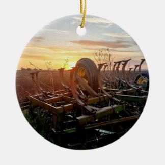 Farm Life Ornament