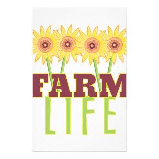 Farm Life Stationery