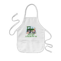 Farm Livin' (Boy) Kids' Apron