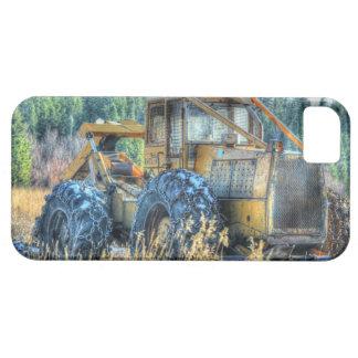 Farm Machinery, Tractor, Back-Hoe, Farm Vehicle iPhone SE/5/5s Case