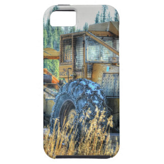 Farm Machinery, Tractor, Back-Hoe, Farm Vehicle iPhone SE/5/5s Case