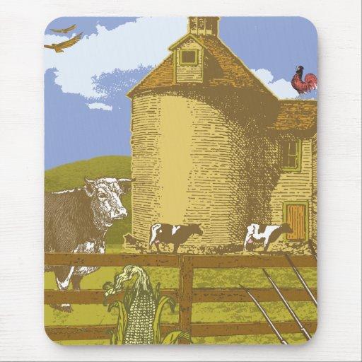 Farm Mouse Pad