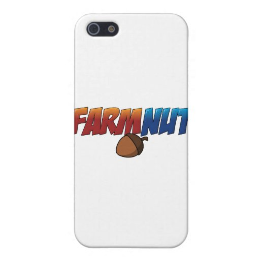 Farm Nut Case For iPhone 5