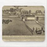 Farm of SA Cockayne near Moundsville Mouse Pad