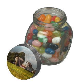 Farm - Ohio - Broken dreams Jelly Belly Candy Jar