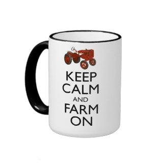 Farm On Mug