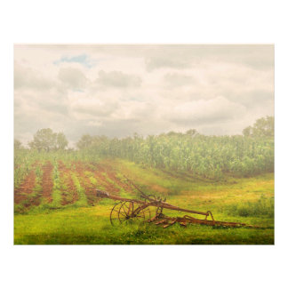 Farm - Organic farming Letterhead