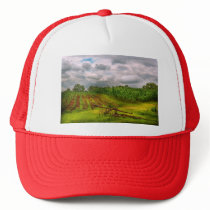 Farm - Organic farming Trucker Hat