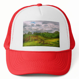 Farm - Organic farming Trucker Hat