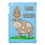 farm owling iPad mini covers