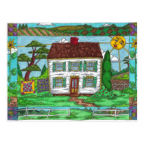 Farm Quilts Postcards