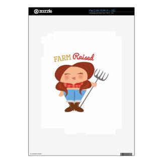 Farm Raised iPad 2 Skin