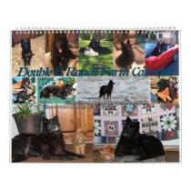 Farm-Ranch Animals: Horses, Goats, Pets, Poultry Calendar