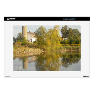 Farm Reflection Laptop Skins