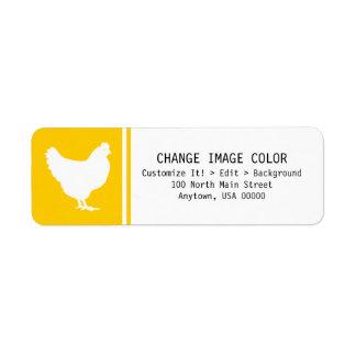 Farm - Return Address Label