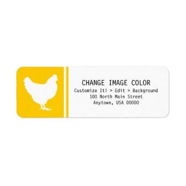 Thats_My_Name Farm - Return Address Label