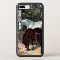 Farm Scene with Horses OtterBox Symmetry iPhone 8 Plus/7 Plus Case
