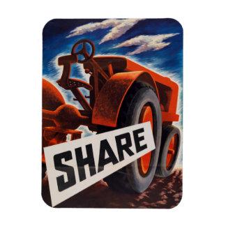 Farm Share Magnet