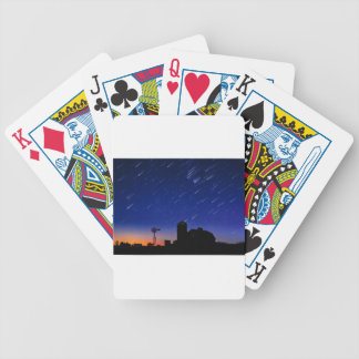 Farm Stars Bicycle Playing Cards