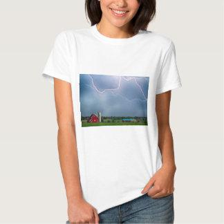 Farm Storm HDR Shirt