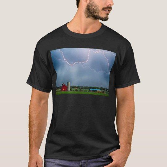 Farm Storm HDR T-Shirt