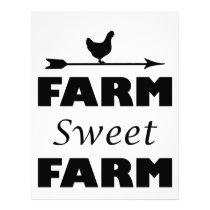 farm sweet farm letterhead