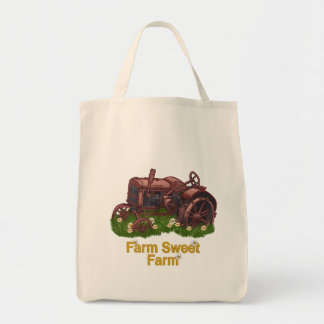 Farm Sweet Farm tote bag