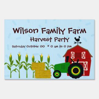 Farm Time Signs