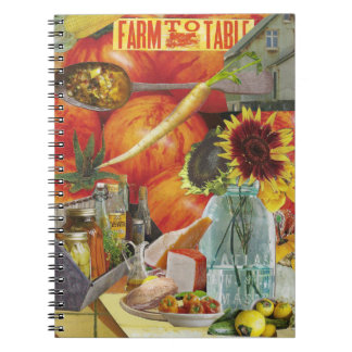 Farm to Table Notebook