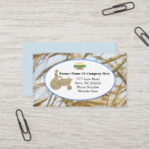 Farm & Tractor Business Cards