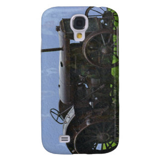 Farm Tractor Heavy Machine Transport Work Vehicle Galaxy S4 Cover
