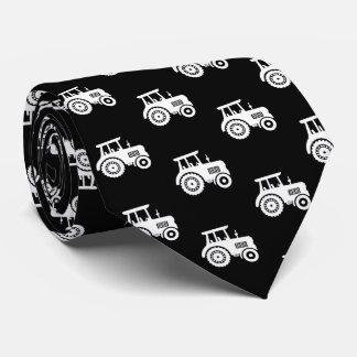 Farm Tractor Men's Neck Tie