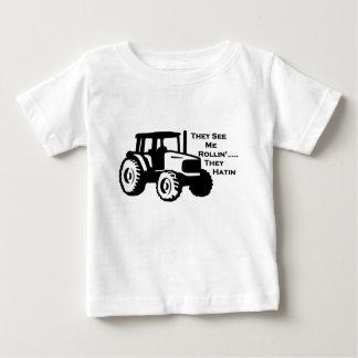 Farm Tractor Rollin' Shirt