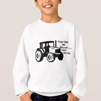 Farm Tractor Rollin' Sweatshirt