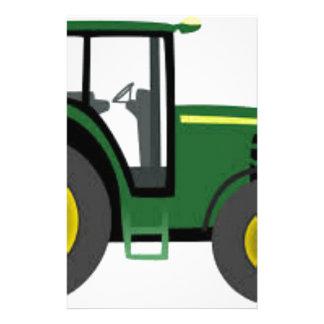Farm Tractor Stationery