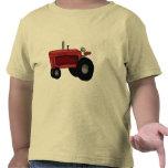 Farm Tractor T Shirt