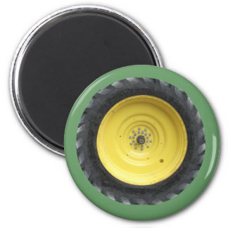 Farm Tractor Wheel Series Magnet