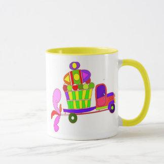 farm truck mug