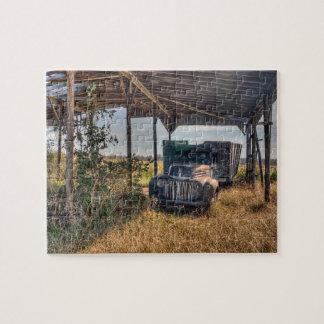 Farm Truck Out Of Order Puzzle