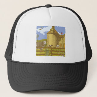 Farm Trucker Hat