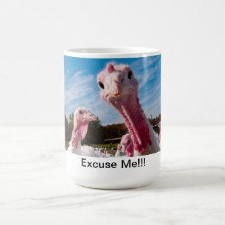 Farm Turkey Funny Coffee Mug