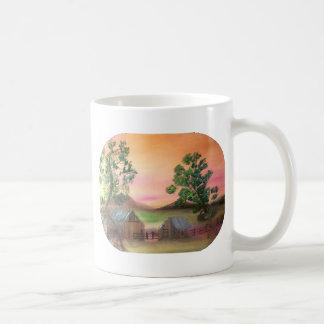 Farm Yard Coffee Mugs