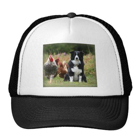Farm Yard Family Photo Trucker Hat