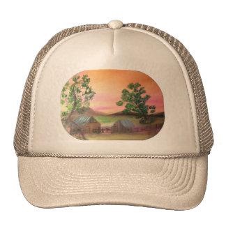 Farm Yard Trucker Hat