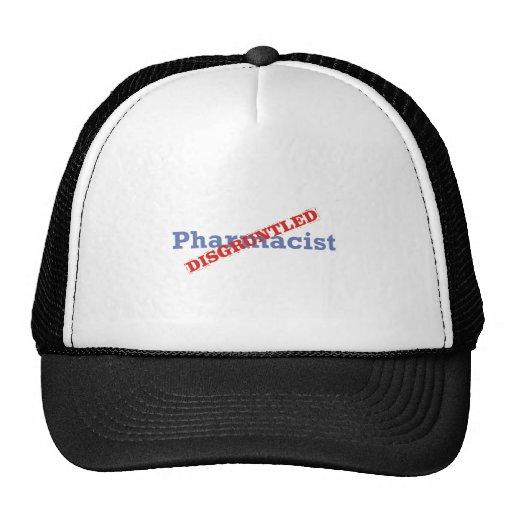 Farmacéutico/contrariedad Gorros