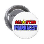 Farmacéutico de All Star Pin