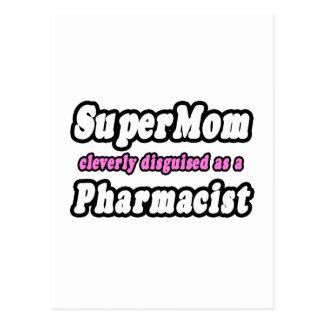 Farmacéutico del SuperMom… Postales