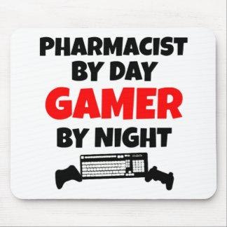 Farmacéutico del videojugador mousepads