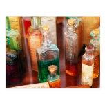 Farmacéutico - el droguero y el suyo curaciones postales